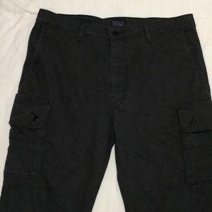Levi's 502 taper fit hybrid cargo pants